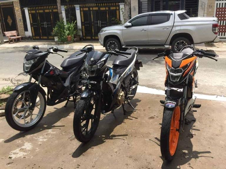 Thuê xe máy tại Can Tho motorbike for rent