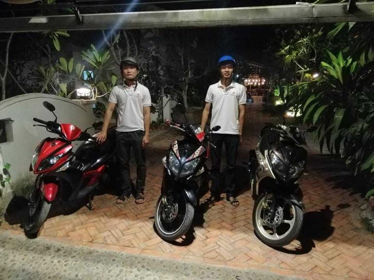 Cho thuê xe máy Anh Hoàng