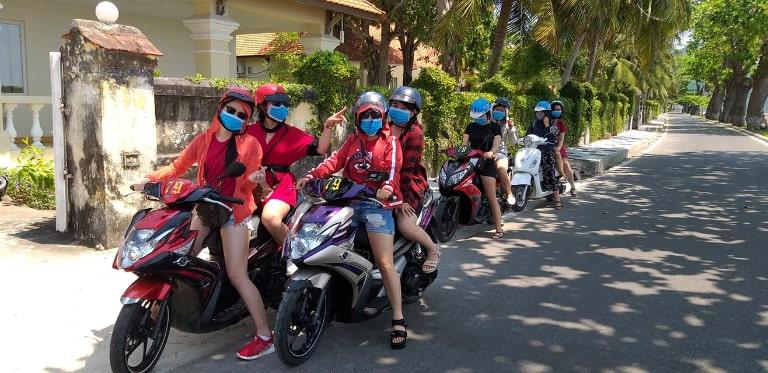 Thuê xe máy Anh Phong