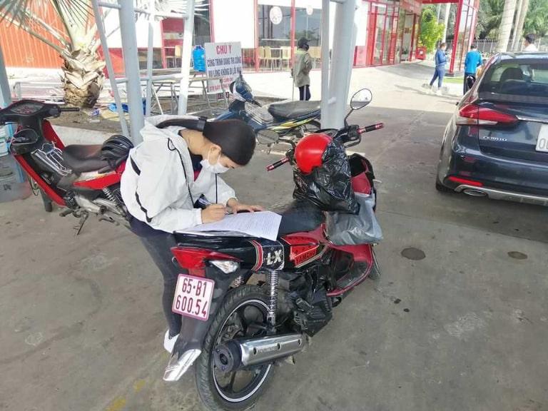 Dịch vụ cho thuê xe máy Cần Thơ Mr Nhân