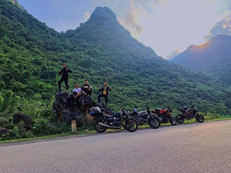 Giá thuê xe máy Cao Bằng bao nhiêu