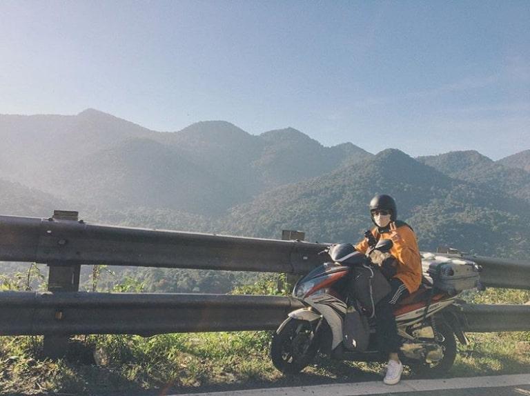 Cho thuê xe máy anh Kiên