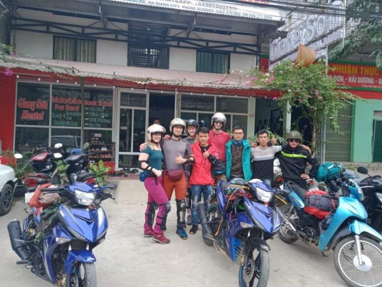Dịch vụ thuê xe máy anh Lộc