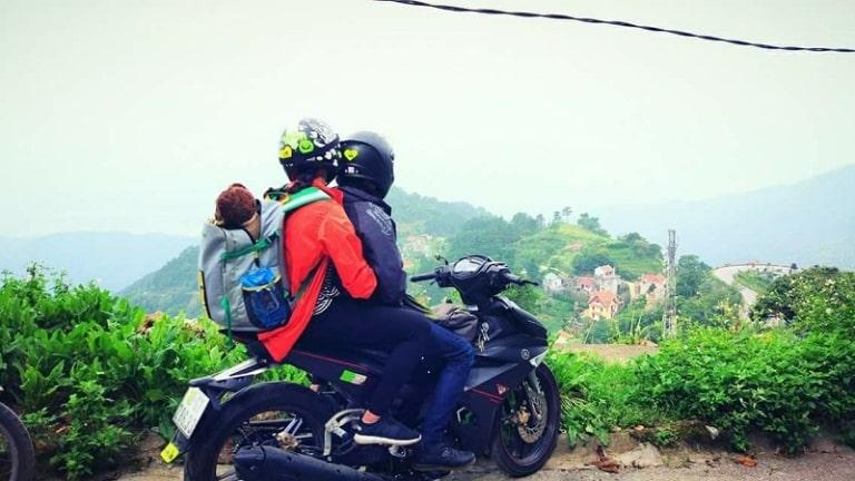 Thuê xe máy Motorbike for rent