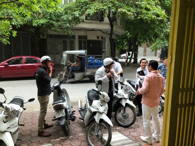 Có cần yếu tố bạn cần xem xét thật kỹ trước khi thuê xe máy