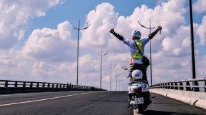 Thị trường thuê xe máy tại Châu Đốc