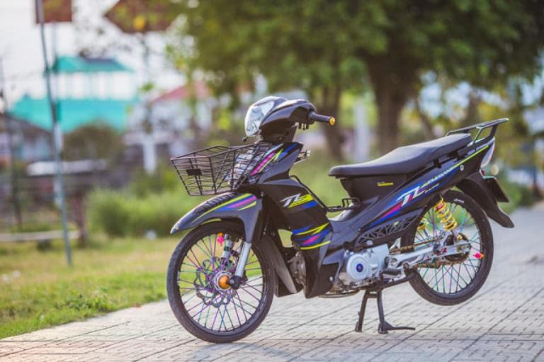 Thuê xe máy tại Thanh Hoàng
