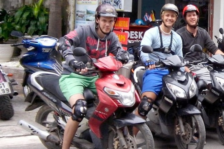 Bí quyết giúp nhận được dịch vụ thuê xe máy ở Châu Đốc tốt nhất