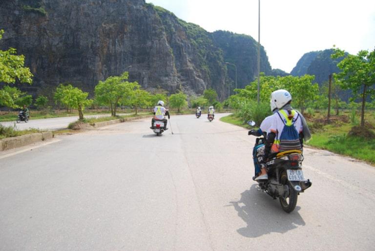 Cho thuê xe máy Kon Tum ở Măng Đen