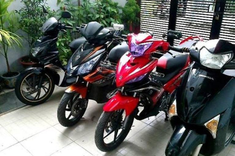Dịch vụ thuê xe máy Indochine