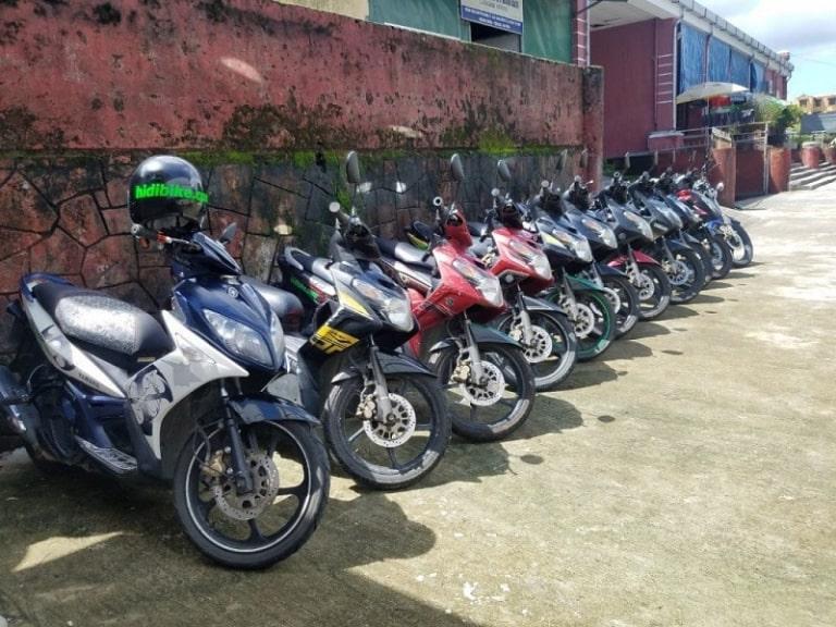 Thuê xe máy tại đường Nguyễn Văn Trỗi