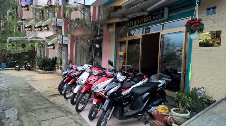 Dịch vụ cho thuê xe máy 24h