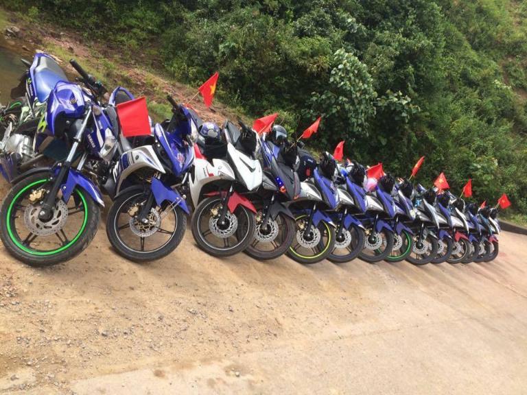 Địa điểm thuê xe máy Lạng Sơn uy tín