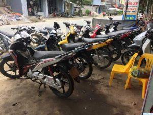 Cho thuê xe máy Anh Tuấn