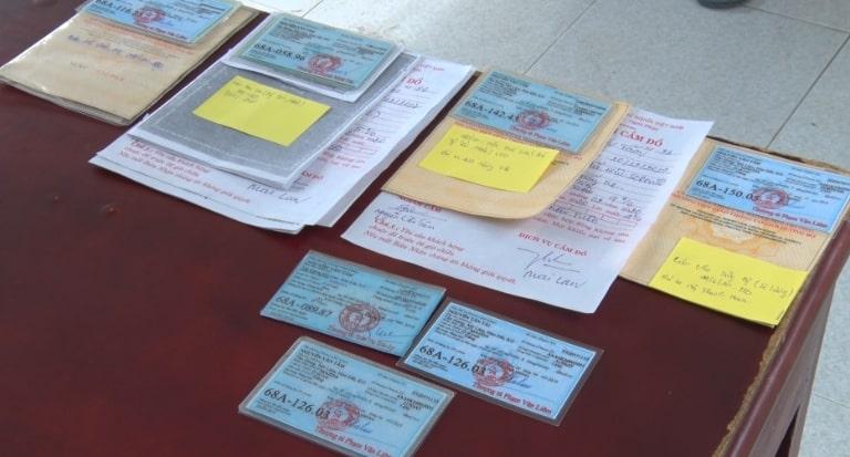 Thủ tục thuê xe máy ở Mộc Châu