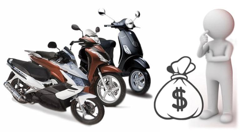 Giá thuê xe máy có đắt không?