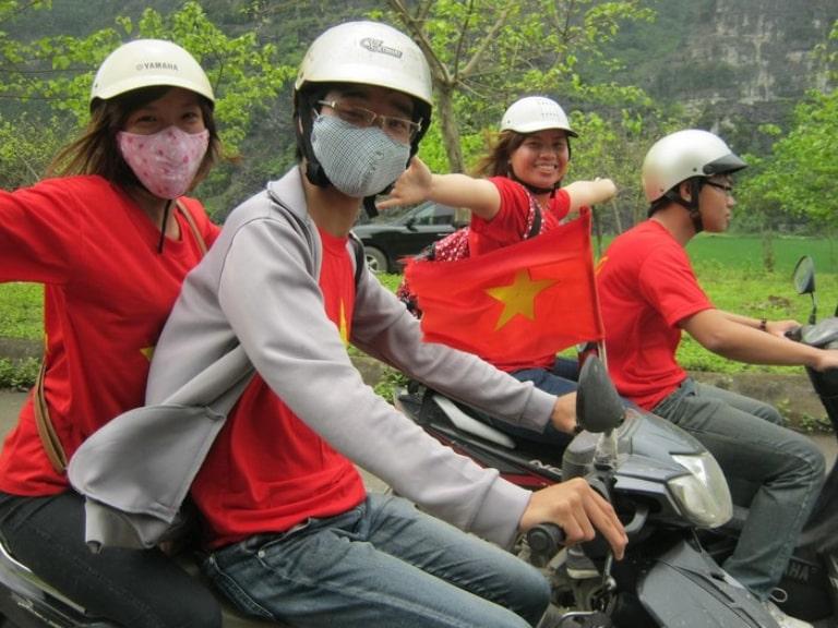Cho thuê xe máy Hoàng Sơn