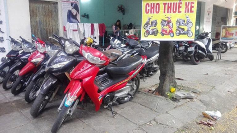 Chị Nhung|Địa điểm cho thuê xe máy Mộc Châu