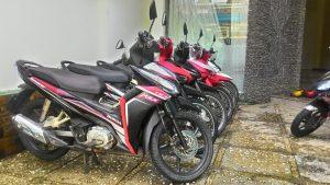 Cho thuê xe máy Xuân Cường