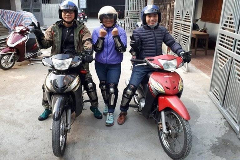 Cho thuê xe máy Xuân Tráng