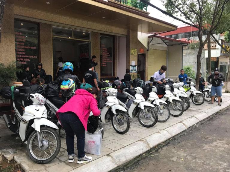 Bạn hoàn toàn có thể thuê xe máy tại Hà Đông theo tháng