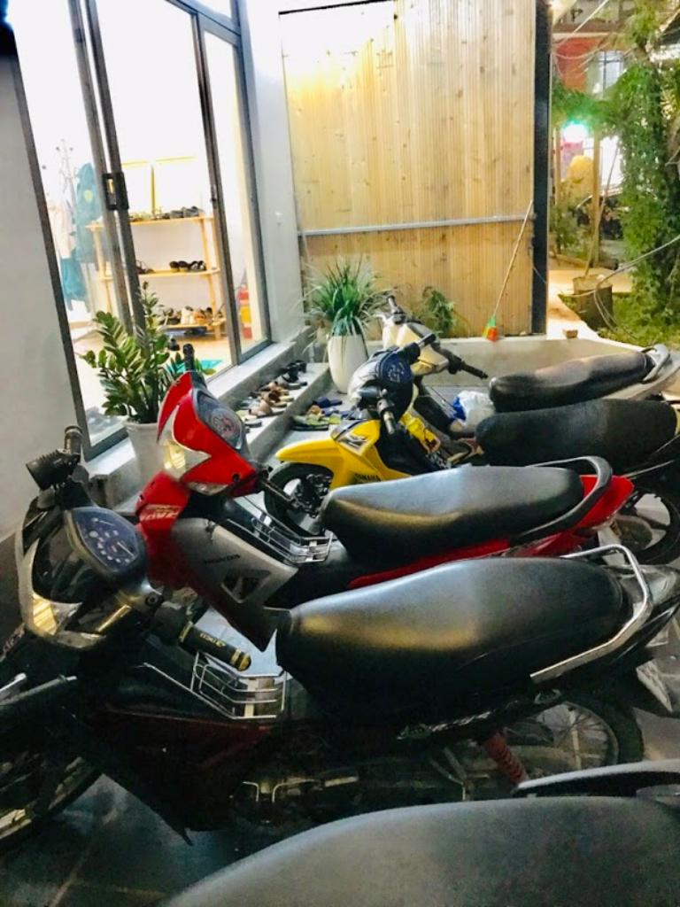 Địa chỉ thuê xe máy Pleiku Gia Lai uy tín
