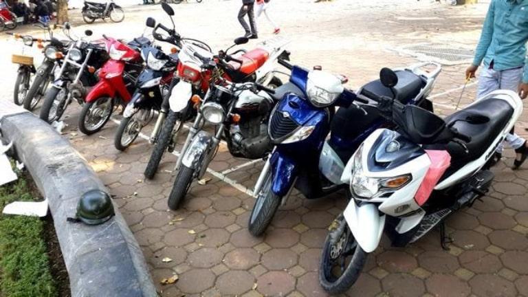 Dịch vụ cho thuê xe máy ở Rạch Giá