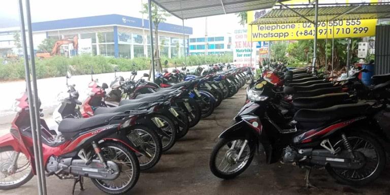 Kinh nghiệm thuê xe máy tại Rạch Giá