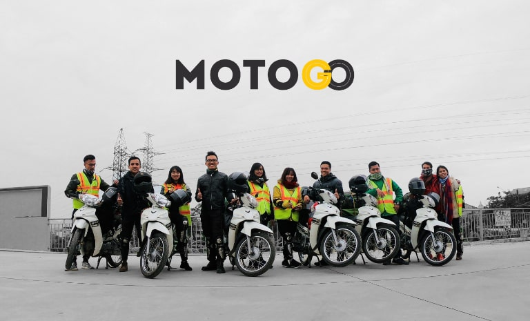Motogo là dịch vụ thuê xe máy ở Hà Nội được nhiều người yêu thích