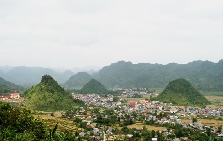 Vẻ đẹp hấp dẫn của Quản Bạ, Hà Giang