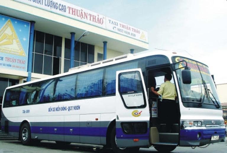 Xe đi Đà Lạt từ Phú Yên được khách rất tin tưởng