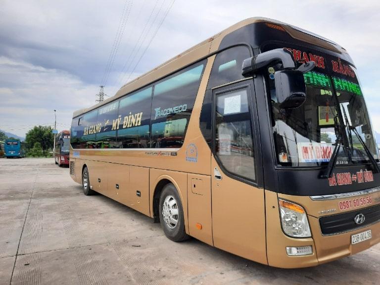 Nhà xe có tuyến Hà Nội - Hà Giang được nhiều người lựa chọn