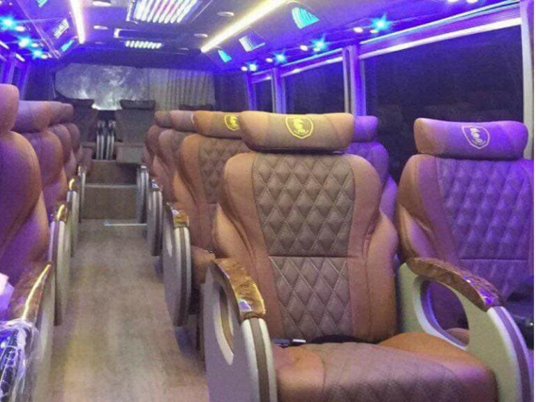 Chất lượng dịch vụ của xe khách Hà Nội - Hà Giang này được đánh giá cao