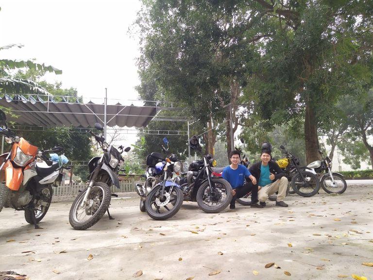tam coc rent a bike