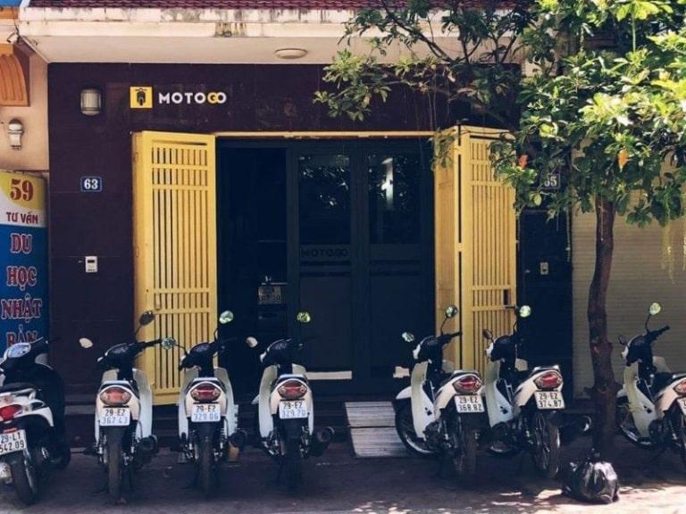 Dịch vụ thuê xe máy uy tín ở Hà Nội phải thể hiện tính pháp lý minh bạch