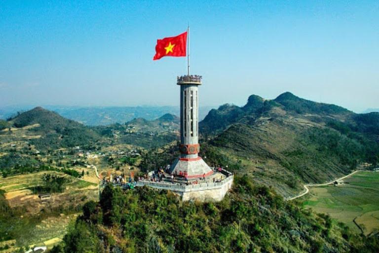 Nơi đánh dấu địa phận Hà Giang
