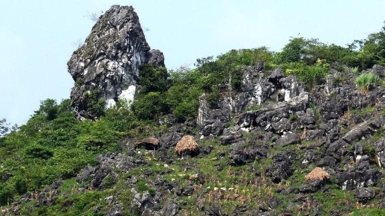 Công trình của thiên nhiên đã được chứng nhận là công viên địa chất