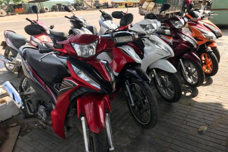 Thuê xe máy Biên Hòa Đồng Nai