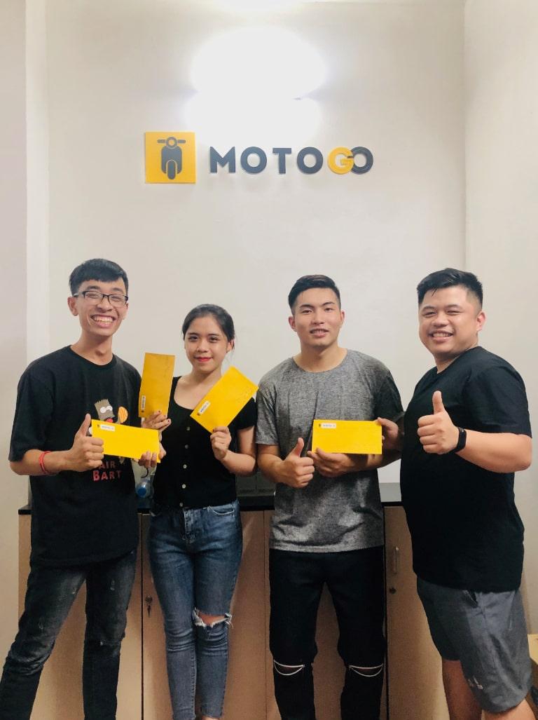 Motogo - Một địa điểm thuê xe máy qua Facebook uy tín và chất lượng