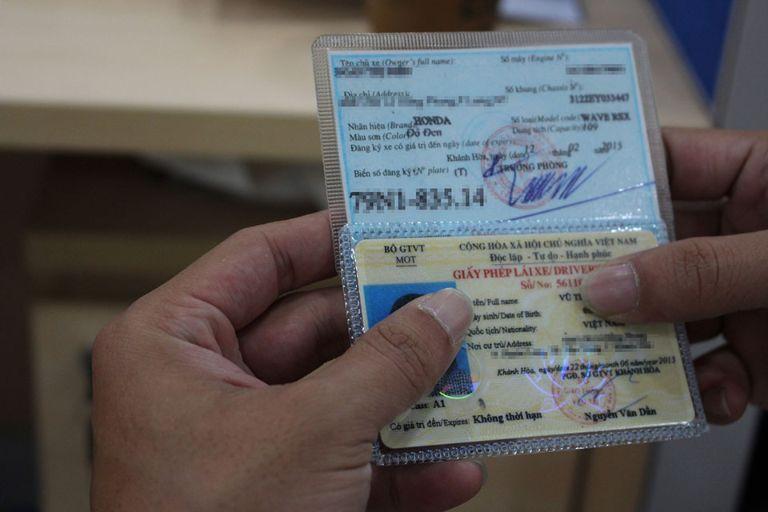Sẽ rất phiền phức nếu bạn vướng vào những chiếc xe không có giấy tờ hoặc không rõ ràng đấy !