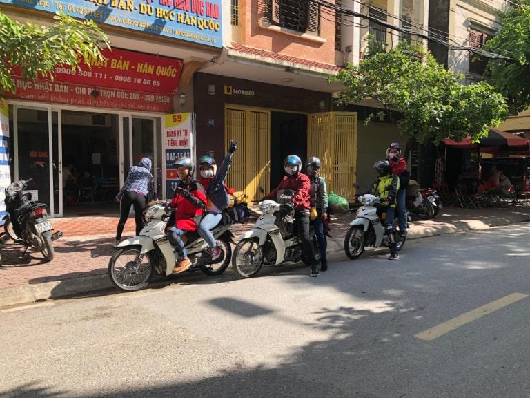 Thuê xe máy Hà Nội ở đâu giá rẻ và chất lượng?