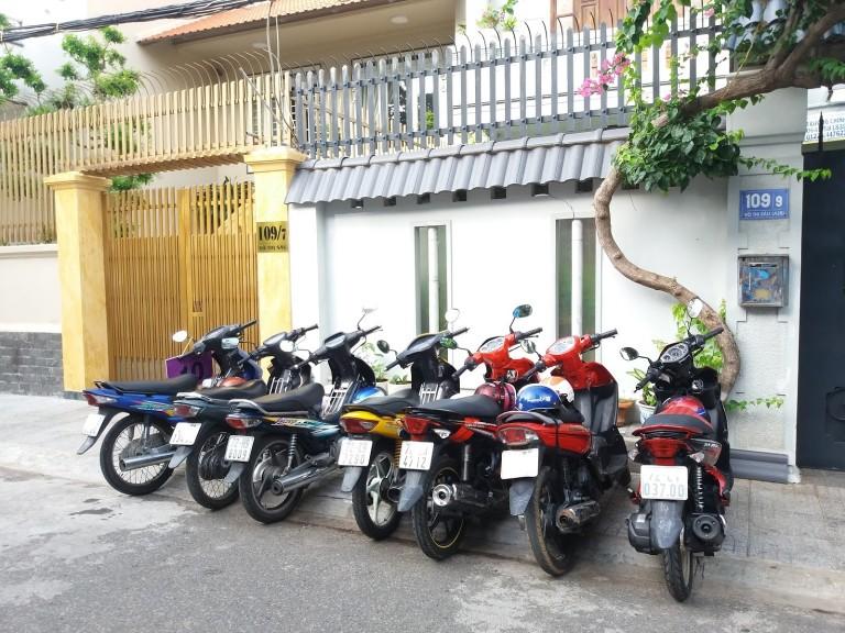 Cho thuê xe máy tại Vũng Tàu -Minh Đức