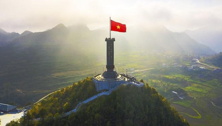 Nơi đặt nét bút đầu tiên trên bản đồ lãnh thổ Việt Nam