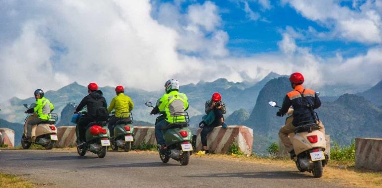 Khám phá Hà Giang bằng xe máy sẽ rất thú vị
