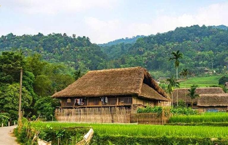 Ở homestay để sống gần hơn với thiên nhiên