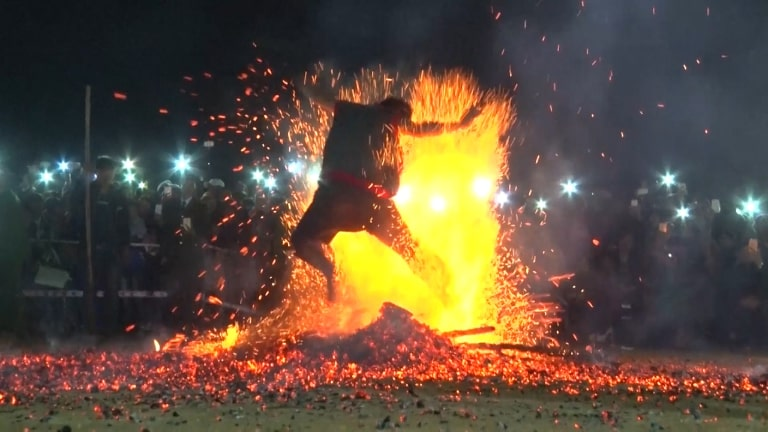 Một trong những lễ hội hấp dẫn ở Hà Giang