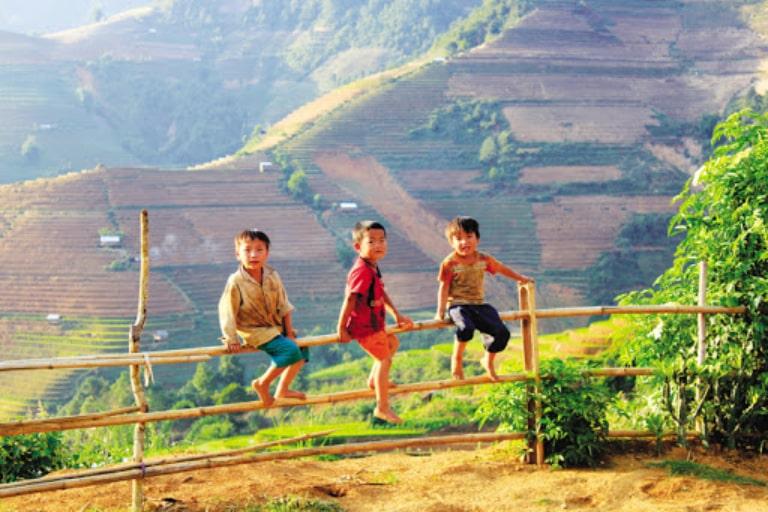 Vẻ đẹp của sự hoang sơ sẽ đem lại cho bạn cảm giác bình yên khi đến Hà Giang để du lịch