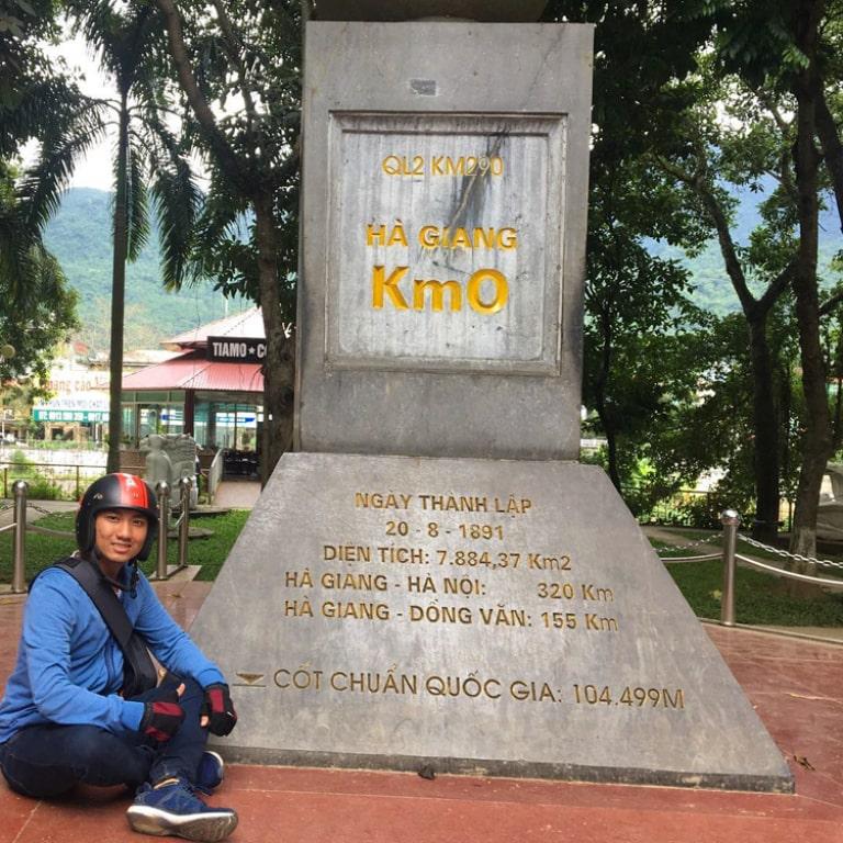 Địa điểm bắt đầu cho hành trình khám phá Hà Giang