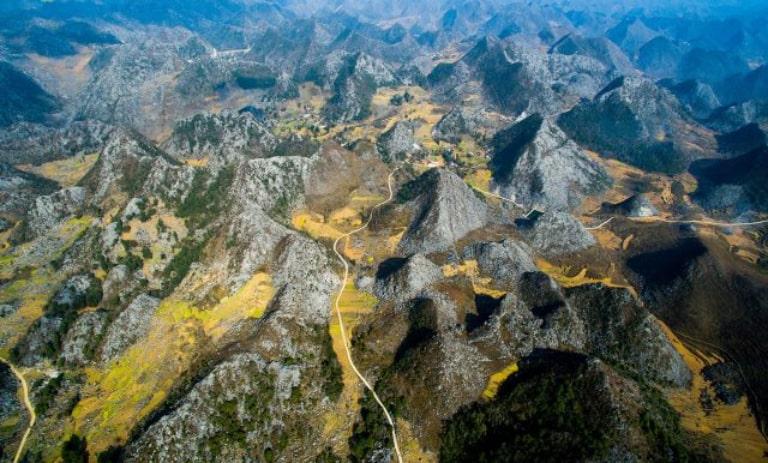 Công viên địa chất toàn cầu đầu tiên ở Việt Nam