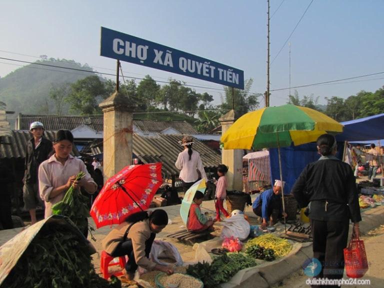Khu du lịch Hà Giang có vẻ đẹp đơn sơ và mộc mạc